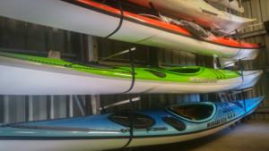 New Mirage Sea Kayaks ready to Demo