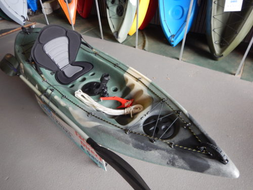 Jackhammer kayak